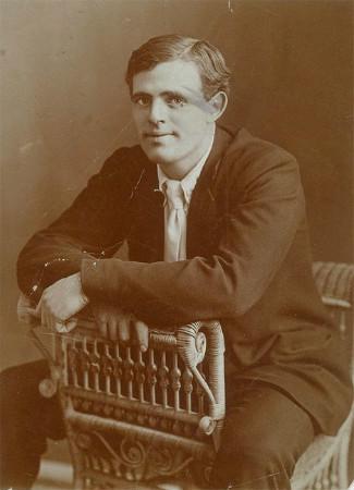 jack london, 1896
