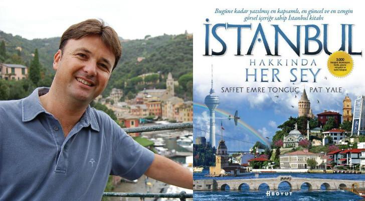 saffet emre tonguc, istanbul hakkında her şey