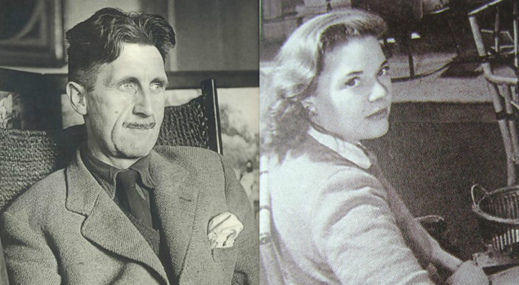 sonia brownell ve george orwell