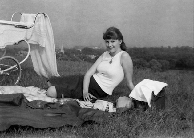 sylvia plath 1960