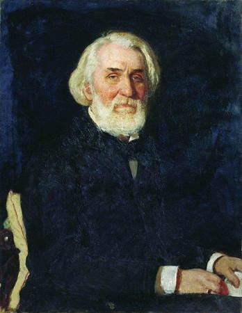 turgenyev portre