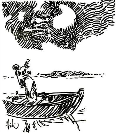 abidin dino - deniz kustu