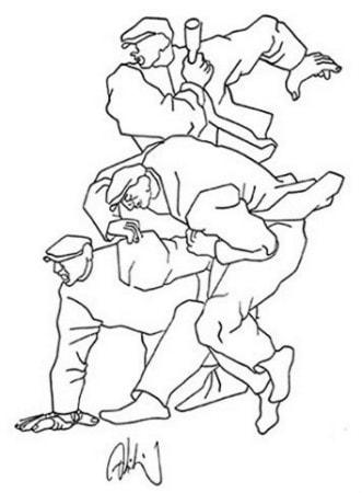 abidin dino - gerilla desenleri