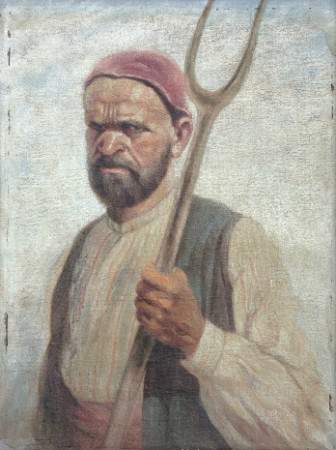 celile hikmet - portre