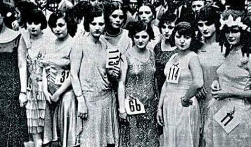 güzellik yarışmaları tarihi