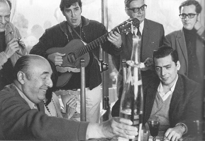 pablo neruda  Mario Vargas Llosa