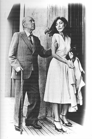 Borges ve Maria Kodama