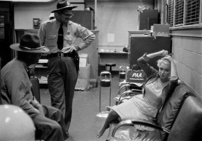 Eve Arnold, ABD, 1955