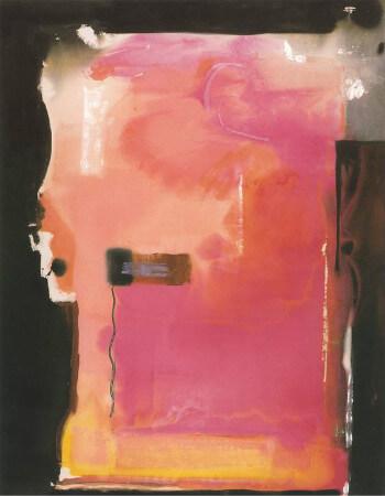 Helen Frankenthaler, Morpheus, 1988