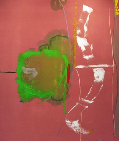 Helen Frankenthaler, Pirouette, 1987
