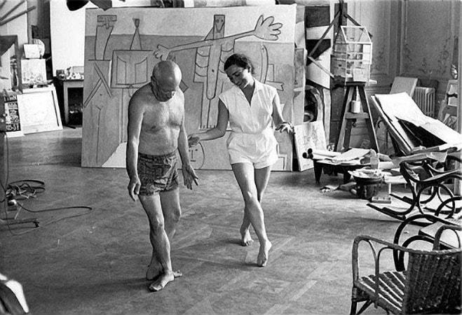 Jacqueline Roque ve Pablo Picasso