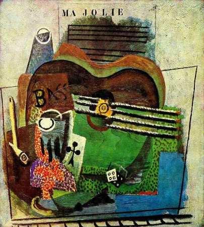 Pablo Picasso - 1914