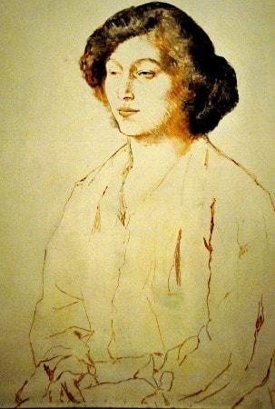 Pablo Picasso - Portrait of Fernande