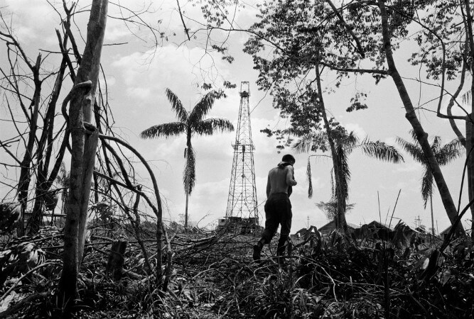 Rene Burri, Brezilya, 1958
