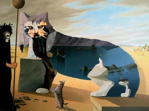 Ruud Antonius, Schrödinger's Cat
