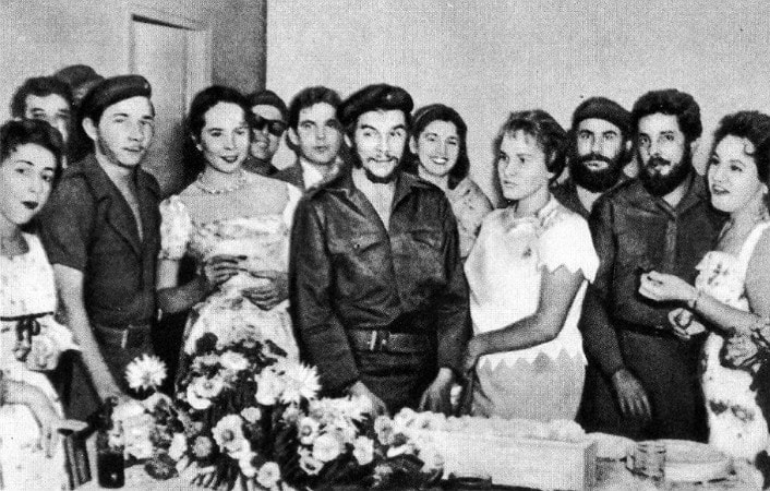 che guevara ve aleida march