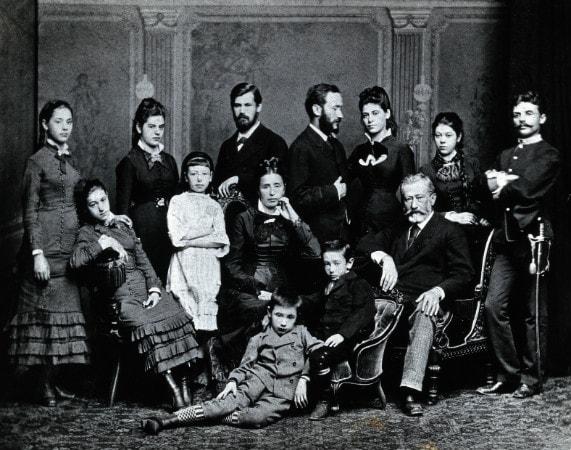 freud ailesi