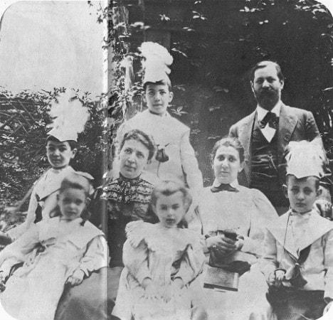 freud ve ailesi