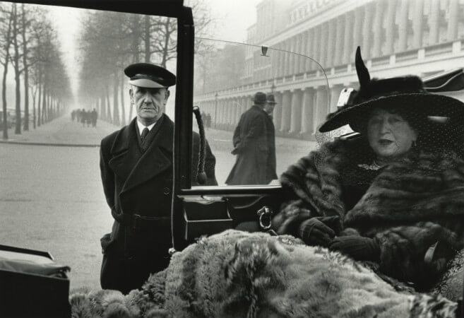inge Morath, ingiltere, 1953