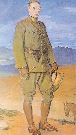 Arthur Kampf, Ataturk, cankaya Kosku, 1927