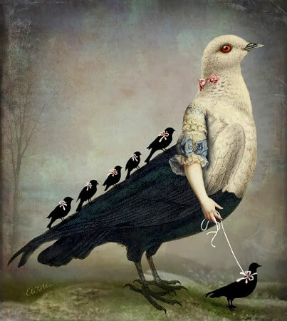 Catrin Welz-Stein, Morning Walk