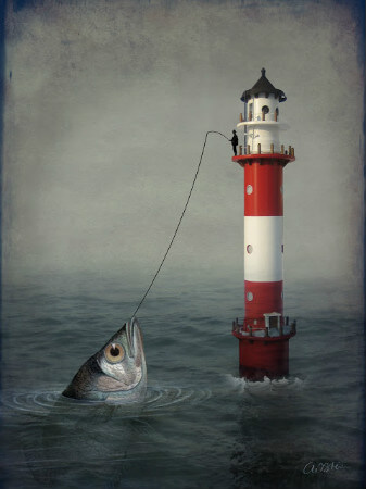 Catrin Welz-Stein, The Big Catch