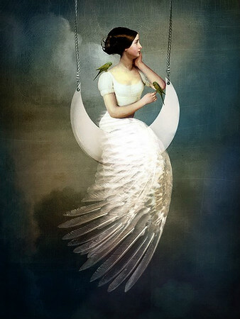 Catrin Welz-Stein, To The Moon and Back