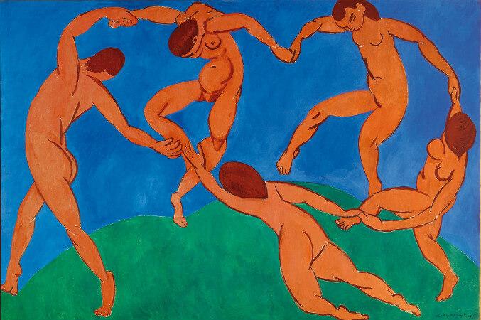 Henri Matisse - Dans
