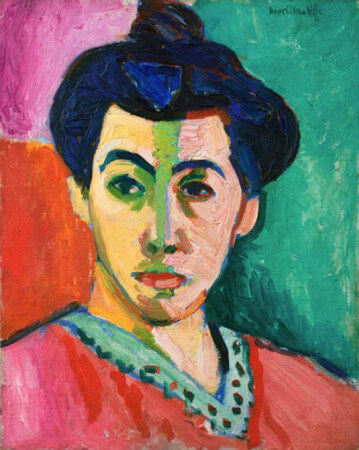 Henri Matisse - La Raya Verde, 1905