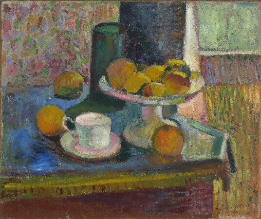 Henri Matisse - Still Life Compote, Apples and Oranges, 1899