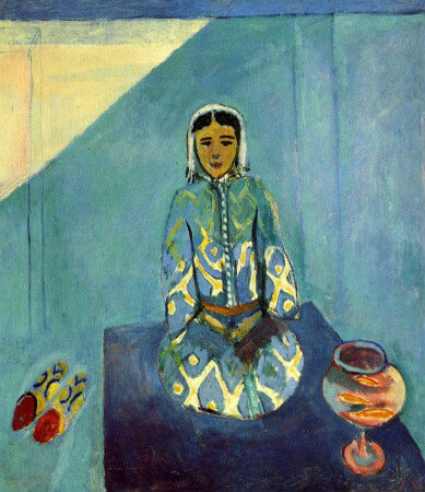 Henri Matisse - Zorah