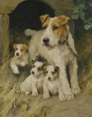 Arthur Wardle, A Family Affair