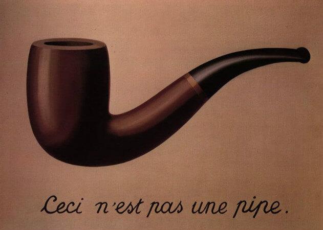 Ceci Nest Pas Une Pipe, 1929