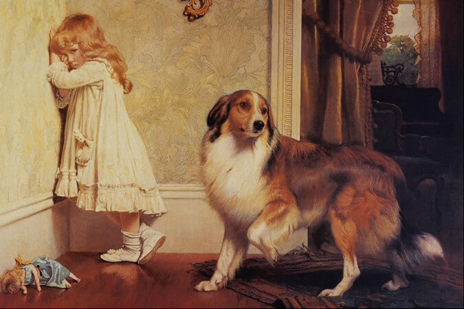 Charles Burton Barber, A Special Pleader