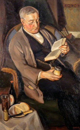 Charles James McCall, Portrait of William McCall