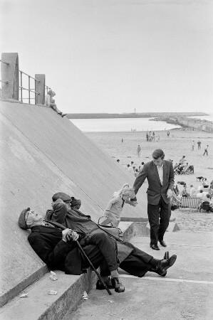 David Hurn, Galler, Aberavon, 1971