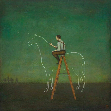 Duy Huynh, Mathematical Equestrian