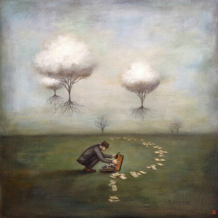 Duy Huynh, Mistakes Are Portals Of Discovery