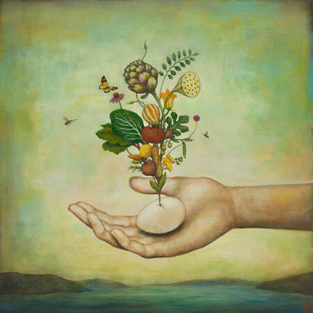 Duy Huynh, if it Grows Together, it Goes Together