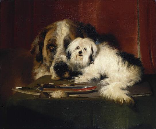 Edwin Henry Landseer, Quiz, 1839