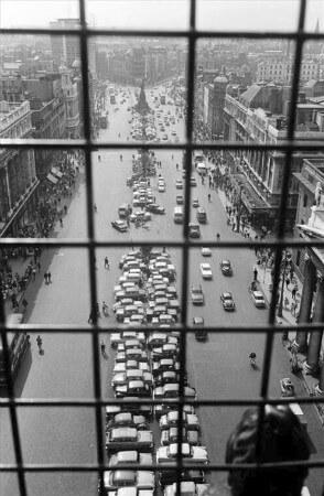 Erich Hartmann, irlanda, Dublin, 1964