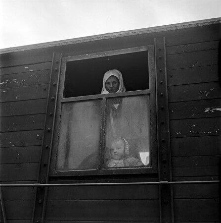 Erich Lessing, Türkiye, 1951