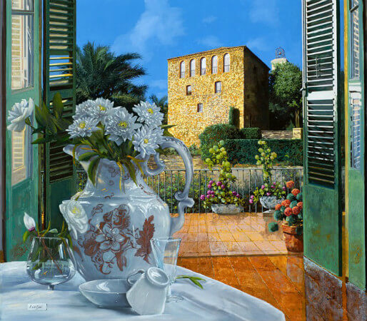 Guido Borelli, La tour carree in Ste Maxime