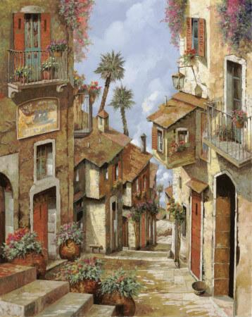 Guido Borelli, Le Palme Sul Tetto