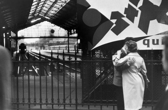 Henri Cartier-Bresson, Fransa, 1955