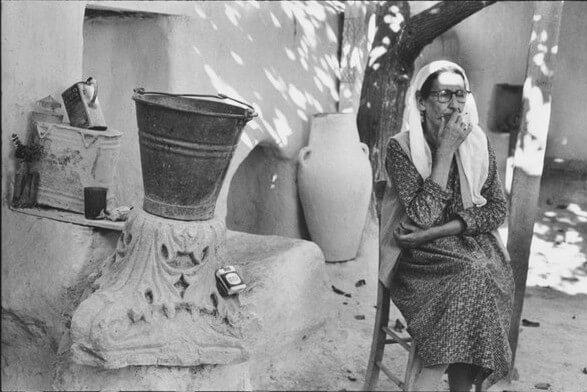 Henri Cartier-Bresson, Silifke, 1964