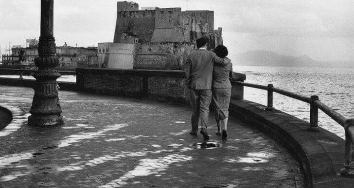 Herbert List, italya, Napoli, 1961