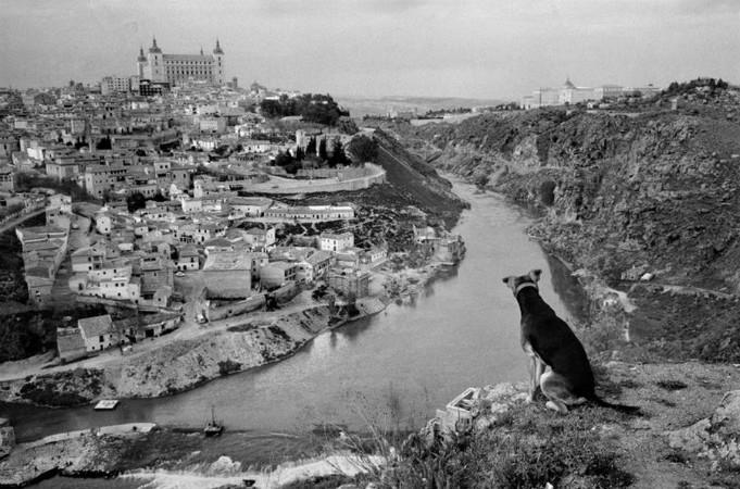 Josef Koudelka, ispanya, Toledo, 1974