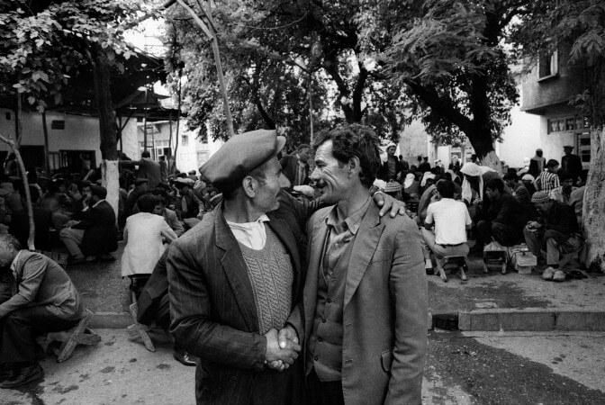 Nikos Economopoulos, Sanliurfa, 1990