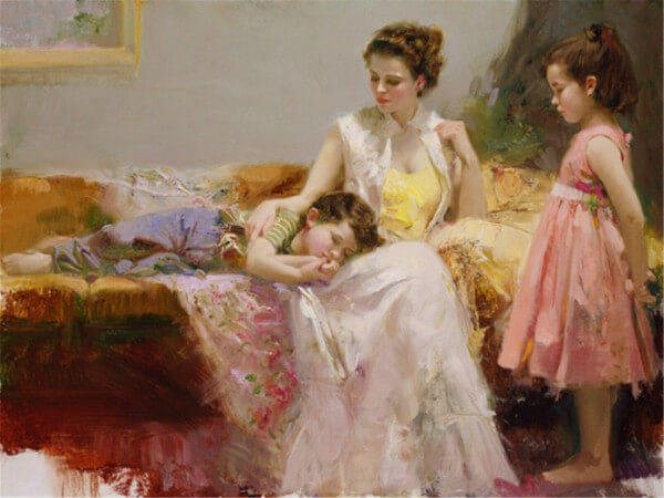 Pino Daeni, A Soft Place in My Heart